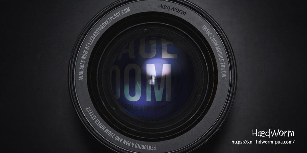 New Image Zoom Custom Divi Module